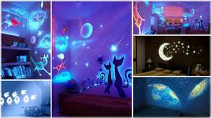 glow in the dark wall murals house stuff pinterest when the lights go out my glowing murals turn these rooms