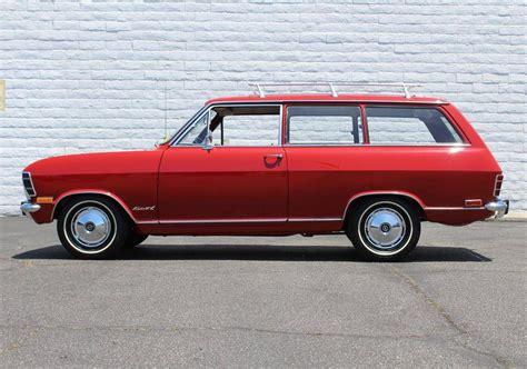 1963 Opel Kadett For Sale by 1968 Opel Kadett L Wagon For Sale 1843146 Hemmings
