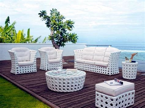 Rattan Dining Room Furniture by Rattan Garden Furniture With Unusual Design Royal Garden