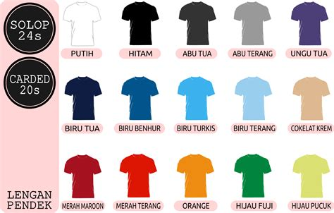 Kaos Polos Raglan Ukuran 2 4 Sd 6 Th warna sablon kaos manual berkualitas