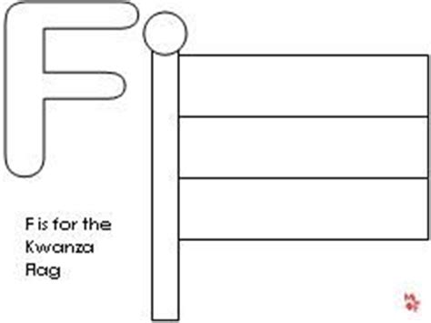 kwanzaa flag coloring page 73 best images about kwanzaa themed activities on