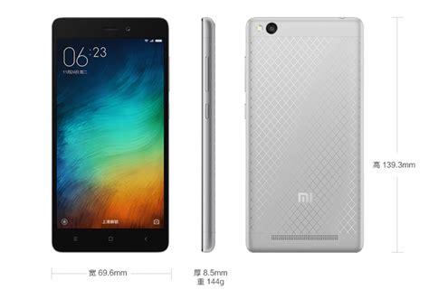 B1 Xiaomi Redmi xiaomi シャオミ redmi 3を発売決定 気になるスペック 値段は web net