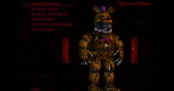 Fnaf 4 nightmare fredbear by digiradiance on deviantart