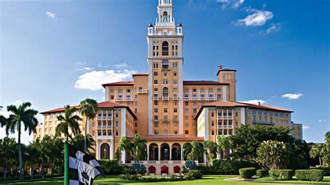 Mediterranean Style Homes Pictures - the biltmore hotel is a real gem in coral gables florida
