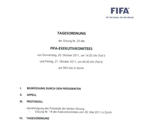 Muster Einladung Pressekonferenz Live Aus Z 252 Rich Sepp Blatters Tafelrunde Crisis What