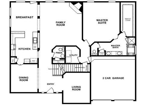 6 bedroom floor plans five bedroom house floor plans 6 bedroom ranch house plans
