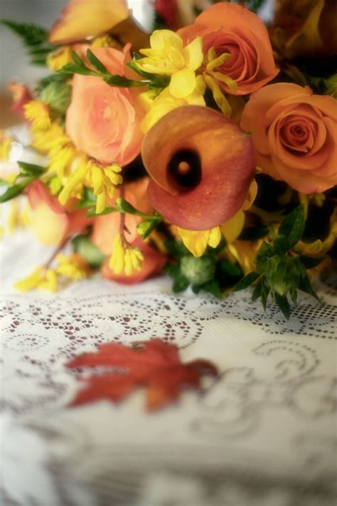Fall Bridal Bouquets ? Ideas For Fall Wedding Bridal Bouquet