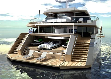 catamaran jet engine 90 sunreef power sunreef yachts