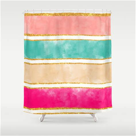 pink and gold shower curtain best pink and gold shower curtain products on wanelo