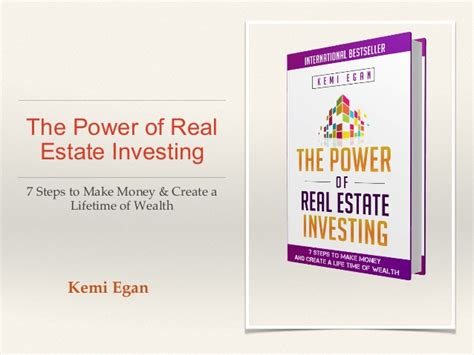 the power of investing strategies of building wealth books the power of real estate investing make money create