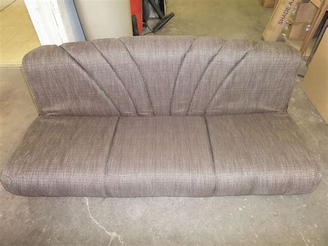 jack knife sofa rv new rv trailer cer home 66 quot jack knife sofa bed couch