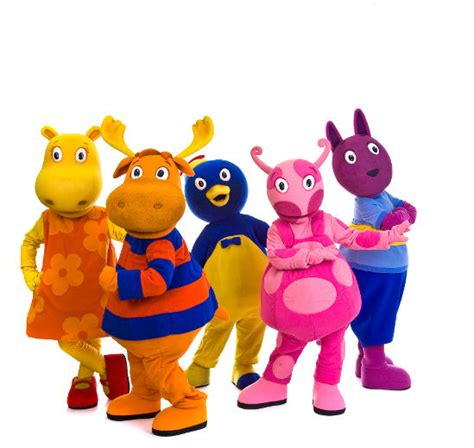 Backyardigans Live On Stage Favourite Characters Come Together On Stage Daily Herald
