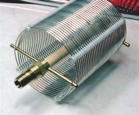rf inductors high q high q rf coil construction techniques