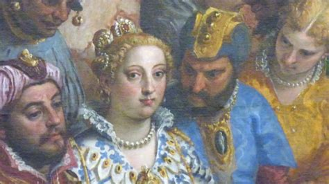 Wedding At Cana Venice by Paolo Veronese Nozze Di Cana The Wedding Feast At Cana