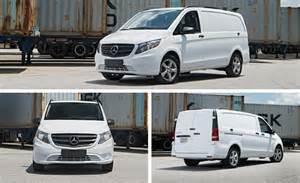 Mercedes Cargo 2016 Mercedes Metris Cargo Drive Review
