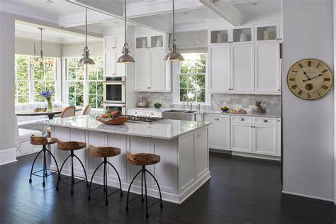 Hanging Lights For Kitchens Transitional Kitchens Kitchen Transitional With Recessed Lighting Chrome Pendant Lights