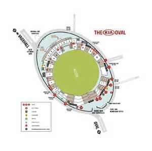 ground map kia oval