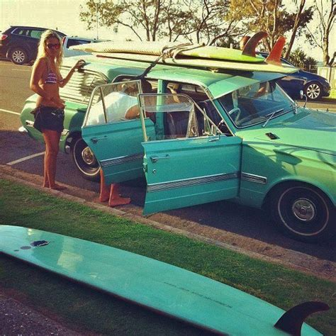 vintage surf car 277 best images about classic surfboards on pinterest