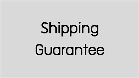 Shipping Guarantee Letter Of Credit Shipping Guarantee ค อ Greed Is Goods