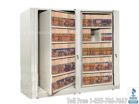 Rotary File Shelf Cabinet   Rotating Filing Shelves SMS 15