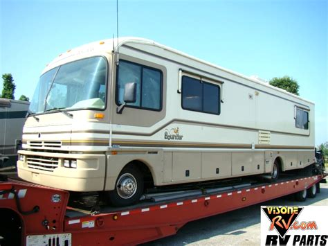 Motorhome Replacement by Rv Parts 1997 Fleetwood Bounder Rv Motorhome Parts For