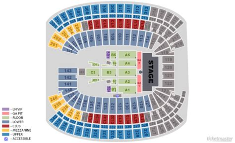 gillette stadium floor plan gillette stadium map world map 07