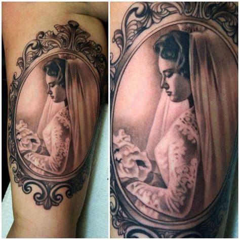 tattoo frame designs portrait frame tattoos framed