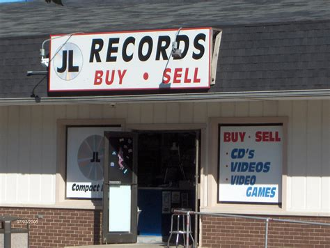 Records Lafayette Indiana Where We Live Jl Records West Lafayette In Consequence Of Sound