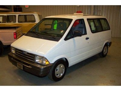 how things work cars 1996 ford aerostar parking system find used 1996 ford aerostar work van 105000 miles cheap used in loris south carolina united