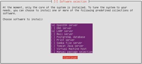 installing ubuntu server step by step install l ubuntu