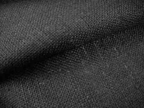 Black And Upholstery Fabric by Vogue Fabrics Gt Home Decorating Fabric Gt Upholstery Burlap Jute Fabric Black