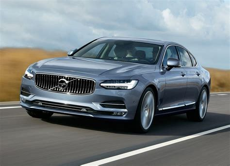 what is volvo new volvo s90 2016 price release date