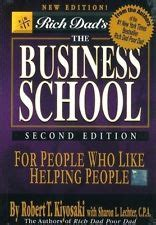 Business Mba Book List by Robert Kiyosaki Business School Book Review Mlm