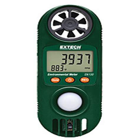Extech En300 5 In 1 Environment Meters Humidity Tempera Murah extech en100 11 in 1 environmental meter infinity hvac spares tools pvt ltd