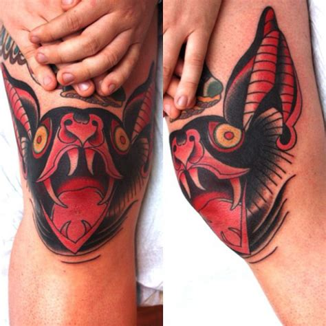 traditional knee cap tattoos ideas tattoo collection