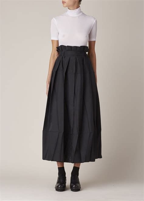 Black Origami Skirt - 1000 images about an s style on