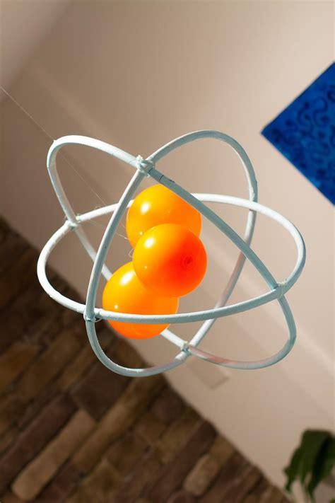 Molecule Decorations by Science Ideas Planning Idea Supplies Atoms Molecules