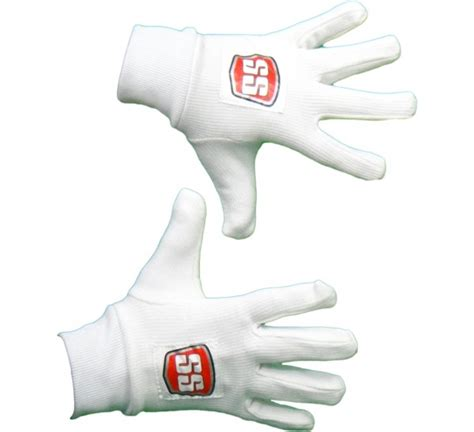 Test Product Ss buy ss test cotton foam padded cricket wicket keeping inners cricket wicket keeping inners