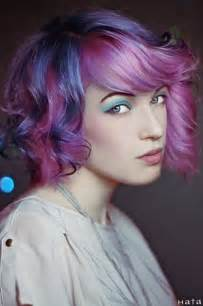 Colorful Short Hair » Home Design 2017