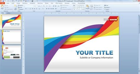 powerpoint templates free free rainbow dna powerpoint template free powerpoint