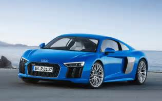 Audi R8 2016 2016 Audi R8 Wallpapers Hd Wallpapers