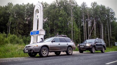 subaru legacy road subaru legacy outback road wagon owner review drive2