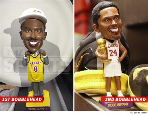 d angelo bobblehead the lakers just can t seem to nail s likeness in
