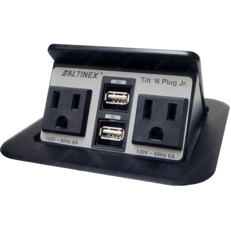 Desk L With Outlet And Usb by 1000 Images About Pop Up Desk Outlet On Plugs
