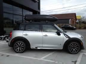 Mini Cooper Roof Box Fs Mini Roof Box Black 82732223388 American