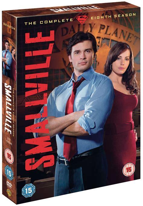 Smallville Season 8 smallville dvd planet store