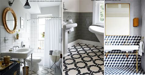 Bathroom Vanity Experts Statement Bathroom Floor Tiles Sheerluxe Com