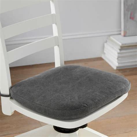 Desk Chair Cushion by Canvas Desk Chair Cushion Pbteen