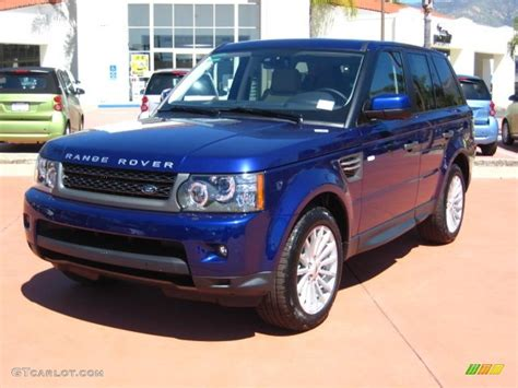 range rover sport blue 2011 land rover range rover sport review ratings specs