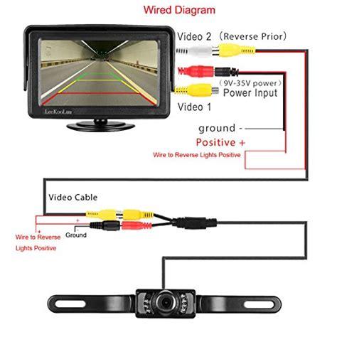 car rear view wiring diagram wiring diagram
